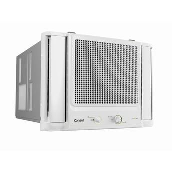 Ar condicionado de janela 7.500 btus frio Consul - CCB07DB - Perspectiva