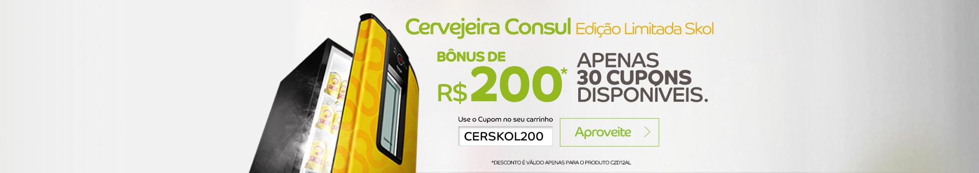 Banner Cervejeira Skol