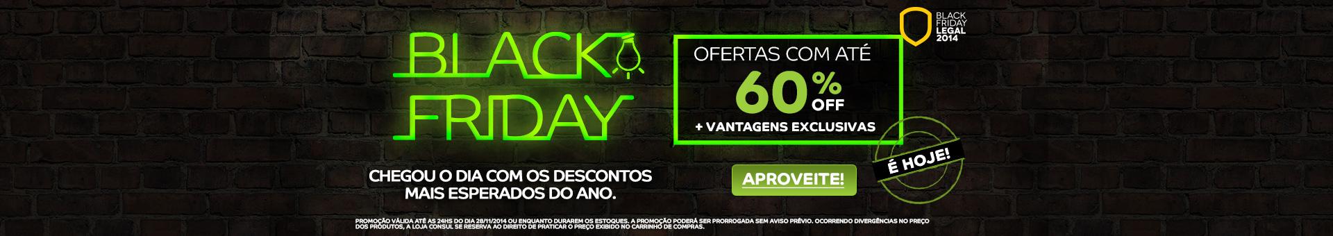 COMEÇOU - Black Friday CNS
