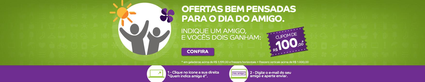 PROGRAMADO PARA 17 A 21/04 - DIA DO AMIGO