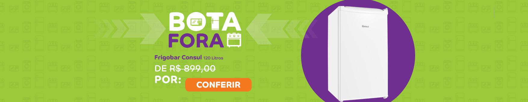 Bota Fora - CRC12AB