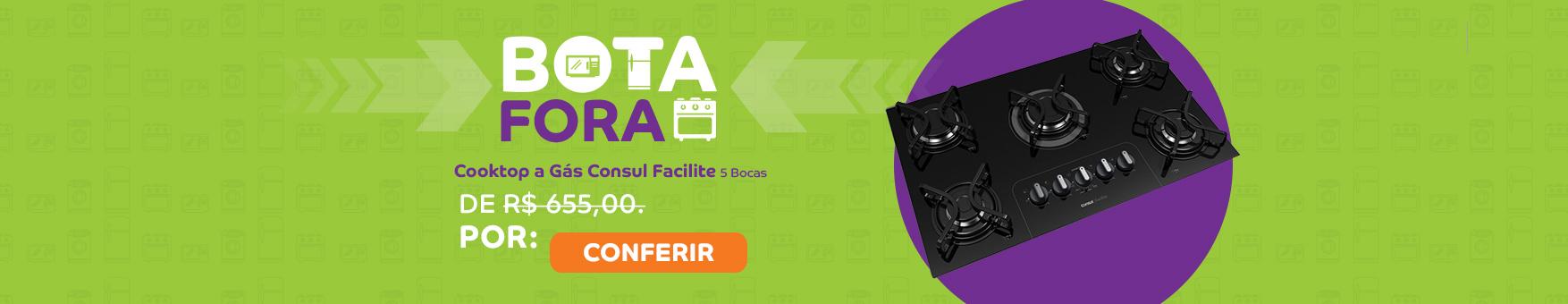 Bota Fora - CD075