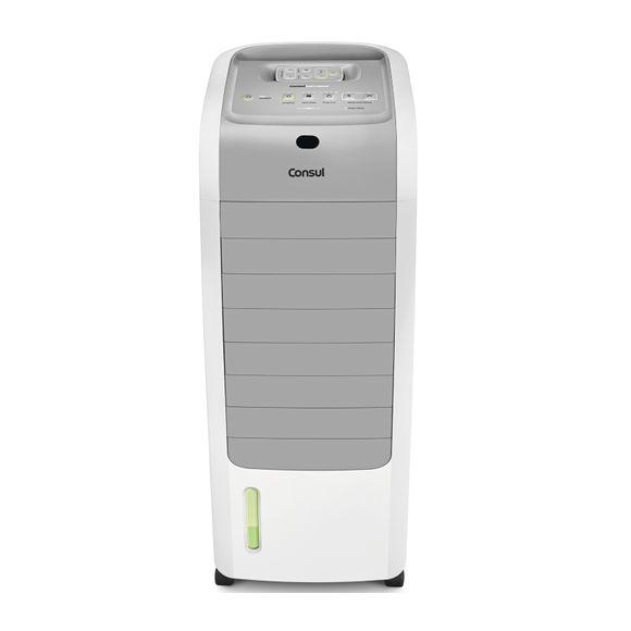 Climatizador: climatizador de ar frio Consul Bem Estar C1F07AB - Imagem Frontal