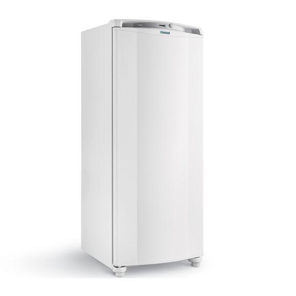 Freezer Vertical 231 Litros Consul - Freezer Vertical CVU26EB - Visão Perspectiva