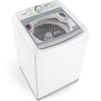 Máquina de lavar: Lavadora de roupas 15Kg Consul CWE15AB - Imagem em perspectiva