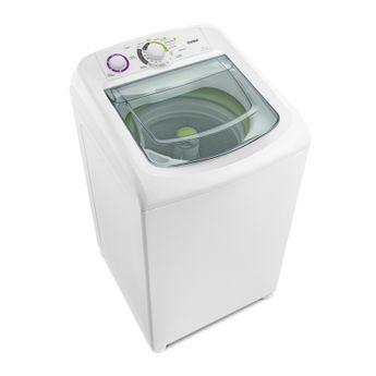 Máquina de lavar: Lavadora de roupas 8Kg Consul CWC08AB - Imagem em perspectiva