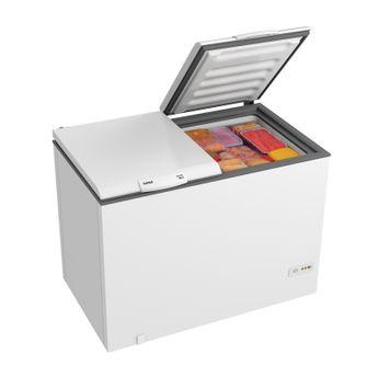 Freezer Horizontal Consul 404 Litros - Freezer Consul CHB42DB - Perspectiva