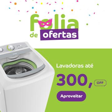 CD060AE / LAVADORA CARNAVAL | FREEZERS DESFILE