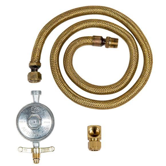 Kit de Instalação para Gás de Botijão (GLP) - Forno e Cooktop W10866790
