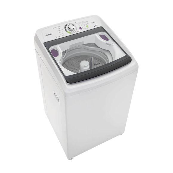 Máquina de lavar: Lavadora de roupas 12Kg Consul CWS12AB - Imagem perspectiva