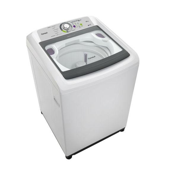 Máquina de lavar 13kg: lavadora Maxi Economia Consul CWE13AB - Imagem em perspectiva