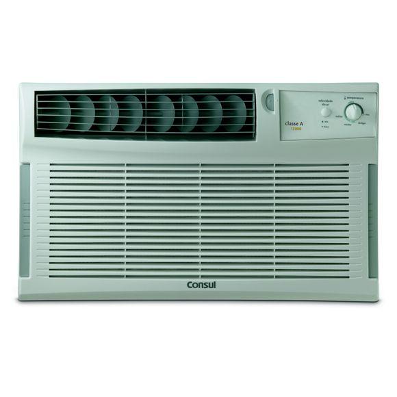 Condicionador de Ar Janela Consul Mecânico 12.000 BTUs Frio - 110V - cod. 1107