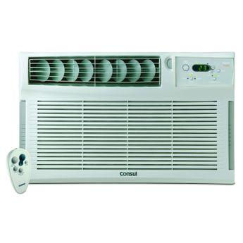 Ar condicionado 110V: ar condicionado 12000 Btus Eletrônico Consul CCY12EB - Imagem frontal