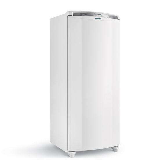 Geladeira Consul Frost Free 300 Litros Branca Com Freezer Supercapacidade - Crb36ab 220V