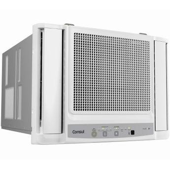 Condicionador de Ar: condicionador de ar janela 10.000 btus quente e frio CCO10DB Consul - Imagem em perspectiva