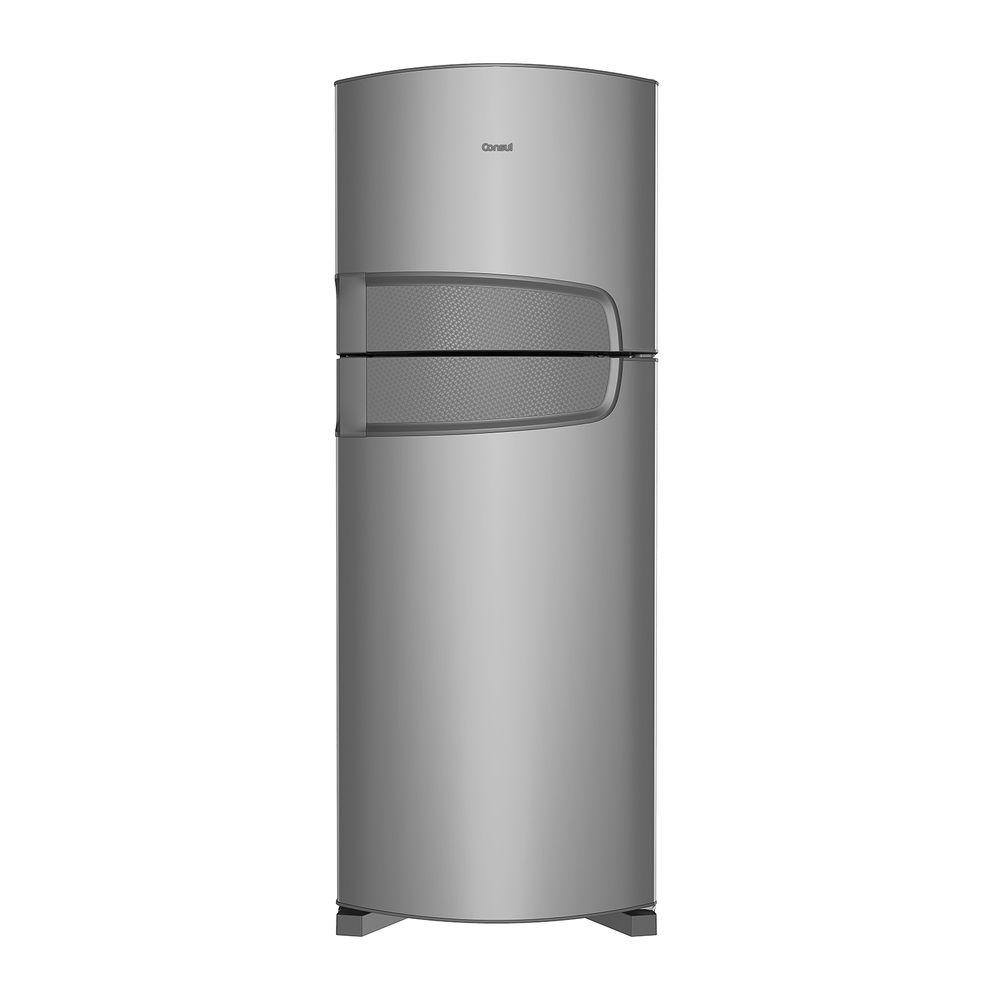 fcfb2ee1f ... Geladeira 450 Litros  geladeira duplex inox Bem Estar Consul -  Geladeira 450 Litros CDR49AK ...