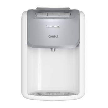 Bebedouro Refrigerado Consul - Bebedouro Consul CJD20AB - Frontal