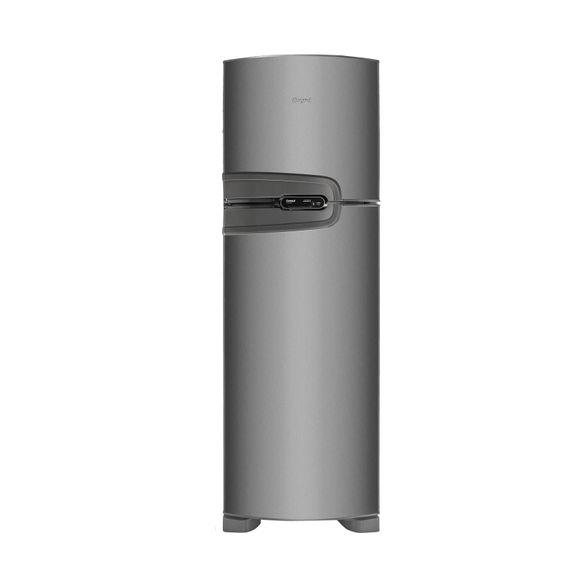 Geladeira Duplex Frost Free 275 Litros Evox Consul - Geladeira Duplex CRM35NK - Vista Frontal