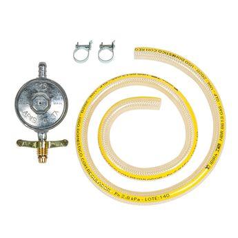 Kit de Instalação para Gás de Botijão (GLP)  em Fogão de Piso - W10866789 - Peças para fogão