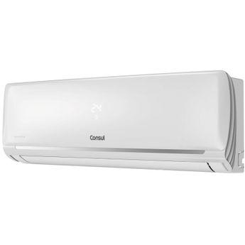 Ar condicionado split  9000 btus - Ar condicionado split inverter quente e frio CBJ09DB - Foto em perspectiva