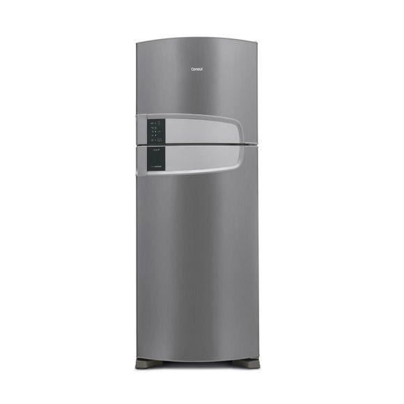 Geladeira - Geladeira frost free duplex inox 437 litros - Refrigerador CRM55AK