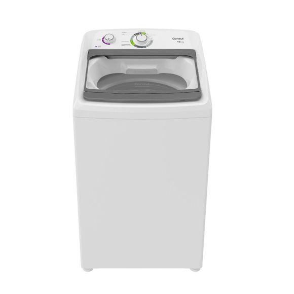 Máquina De Lavar Consul 11Kg Dosagem Extra Econômica E Ciclo Edredom - Cwh11ab 220V