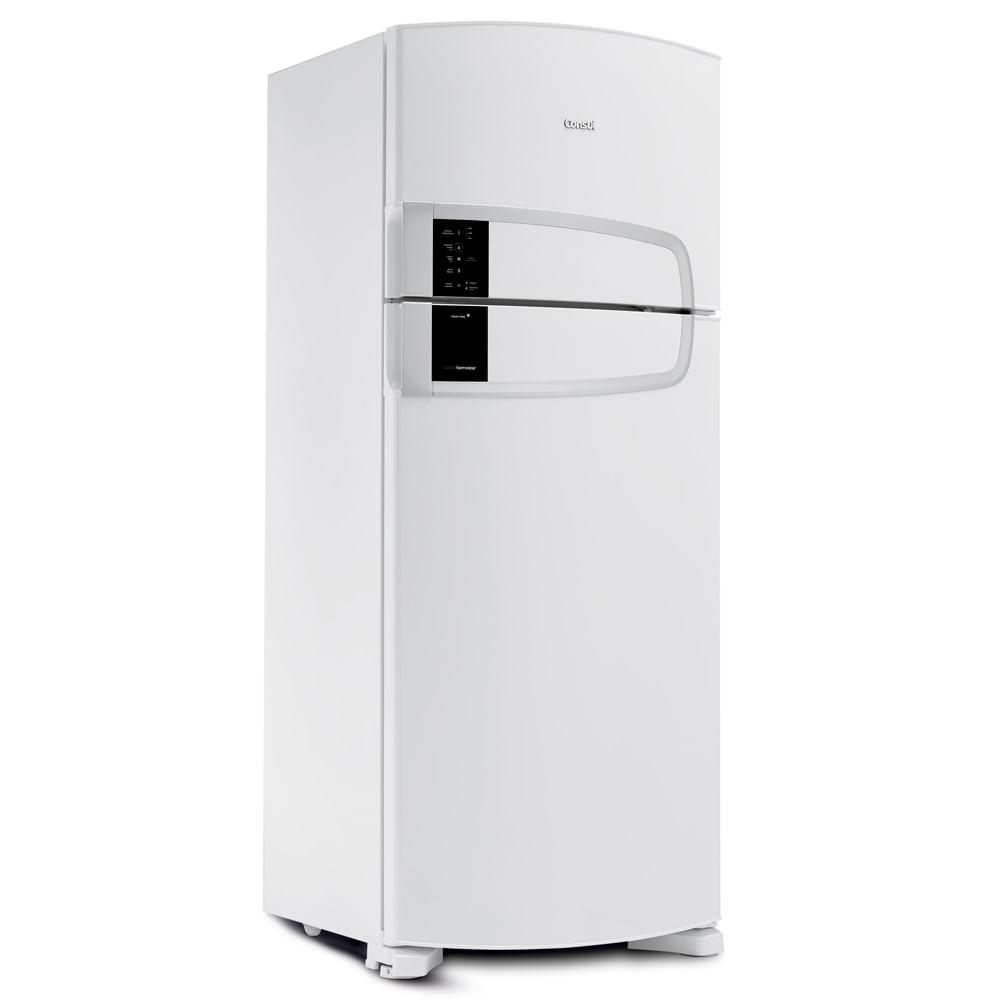 9807aa3a8 Geladeira Consul Frost Free Duplex 405 litros Branca com Filtro Bem Estar