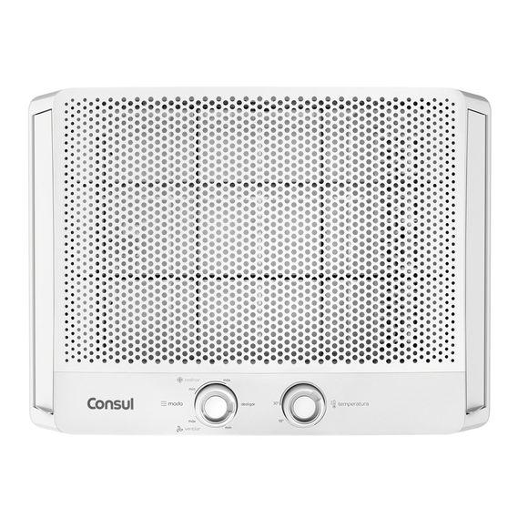 Ar Condicionado Janela 7500 Btus Consul Frio Com Design Moderno - Ccb07eb 110V
