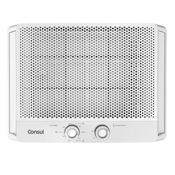Ar Condicionado Janela 10000 Btus Consul Quente E Frio Com Design Moderno - Ccs10eb 220V