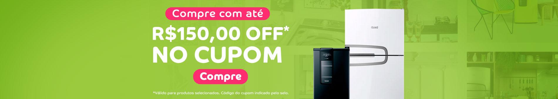 Promoção Interna - 4178 - queridinhos_ate-150-cupom_19102020_home1 - ate-150-cupom - 1