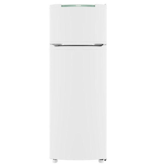 Geladeira Consul Cycle Defrost Duplex 334 Litros Branca Com Freezer Supercapacidade - Crd37eb 110V